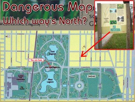 Garfield Park Chicago Map.When Design Kills Chicago Librarian
